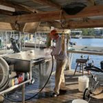 Steinhatchee Scalloping