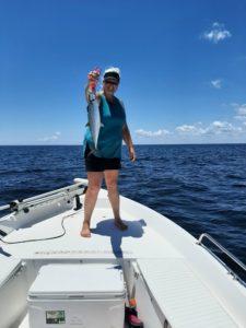 Fishing at florida