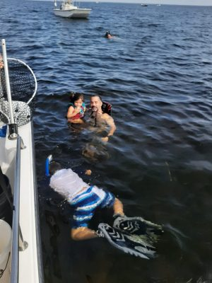 Scalloping Family Charters