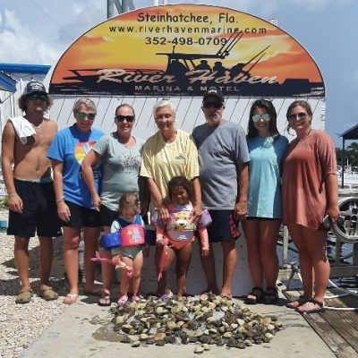 Scalloping private trips